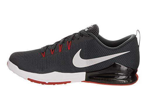 Nike Herren Laufschuh NIKE ZOOM TRAIN ACTION grau / weiß / rot anthracite/white-university red