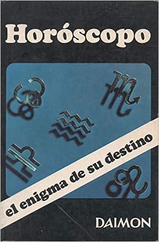 Amazon.com: Horóscopo. El enigma de su destino.: Books
