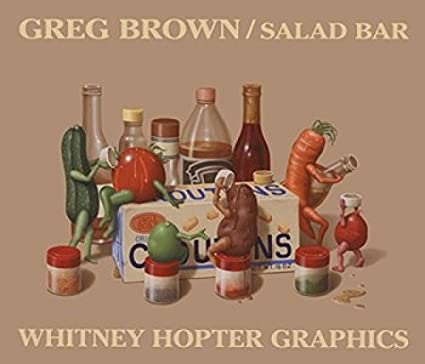 Salad Bar Poster By Greg Brown 2800 X 2400