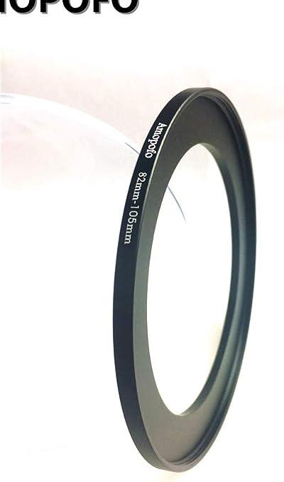 105 MM filtro adaptador Step-up adaptador filtro adaptador step up 82-105 82 mm