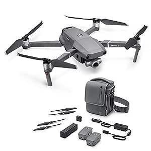 DJI Mavic 2 Zoom Drone, Grey (DJIMV2ZOOM)