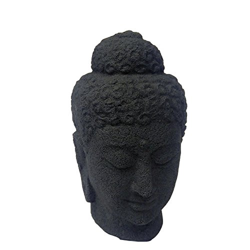 Small Antique Buddha Head - 5