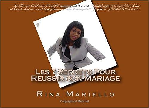 Livre Les 7 Secrets pour Reussir son Mariage: Magazine epub pdf