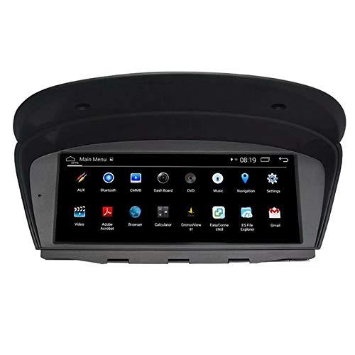 TOPNAVI Android 4.4.4 8.8Inch Head Unit for BMW E60 E61 M5 E63 E64 M6 E90 E91 E92 E93 M3 2001 2002 2003 2004 GPS Navi Radio Stereo WiFi 3G RDS Bluetooth