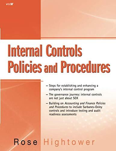 internal control - 4