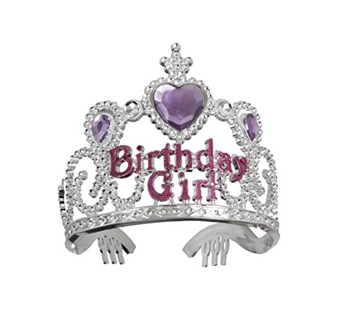 [Birthday Girl Tiara] (Princess Birthday Girl Tiara)