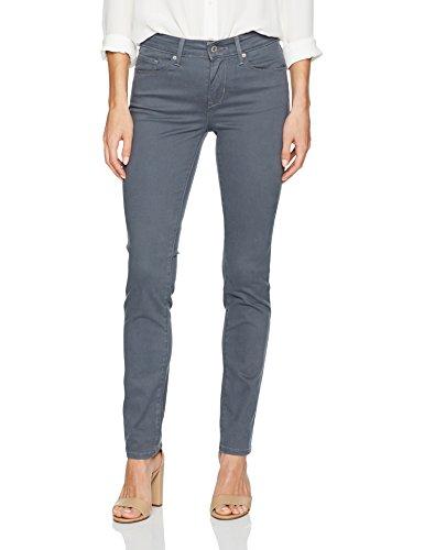 Levi's Women's Mid Rise Skinny Jeans, Soft Turbulence, 31 (US 12) R