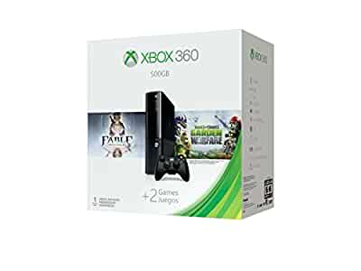 Amazon.com: Xbox 360 500GB Call of Duty Bundle: Video Games