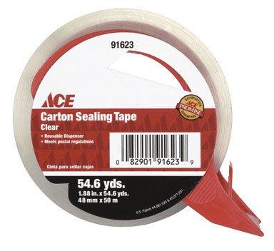 - Ace Carton Sealing Tape 2 X 55 Yds.