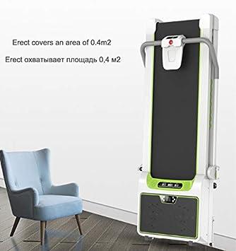 XIAOXIAO Smart Electric Treadmill con máquina de Adelgazamiento ...