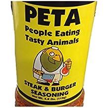 PETA Steak & Burger Seasoning 4 ounces