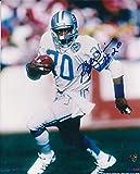 Autographed Billy Sims 8x10 Detroit Lions Photo