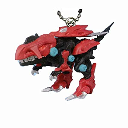 Amazon.com: Capsule Toy Zoids Wild Mini Figura Mascot ...