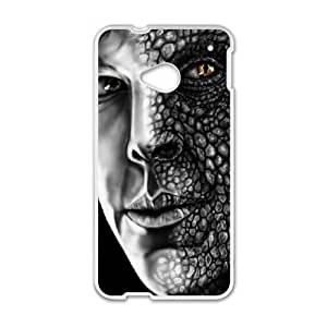 HTC One M7 phone cases White Sherlock fashion cell phone cases TRUG1033086