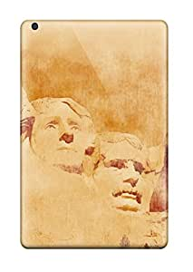MansourMurray Ipad Mini Perfect Cell-phone Hard Covers Allow Personal Design Vivid Patriotic Image [FSp17004WHNF]