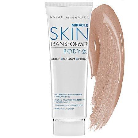 Miracle Skin Transformer Women's Body SPF 20,Bronze,3.38 oz