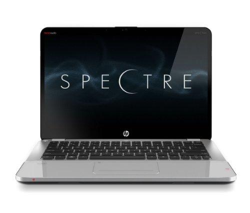 HP ENVY 14-3010NR Spectre 14-Inch Ultrabook (Silver/Black)