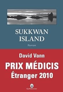 Sukkwan Island : roman, Vann, David