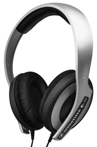 Sennheiser eH 250 Dynamic HiFi Stereo Digital DJ Headphones (Silver) (Discontinued by ()