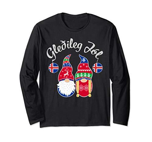 Gledileg Jol Icelandic Merry Christmas Iceland Gift