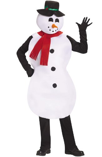 Fun World Costumes Men's Adult Jolly Snowman Costume - http://coolthings.us