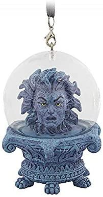 Get BOTH DISNEY PARKS Haunted Mansion Madame Leota Light Up Ornament Halloween