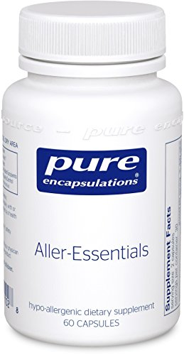Pure Encapsulations Aller Essentials Hypoallergenic Supplement
