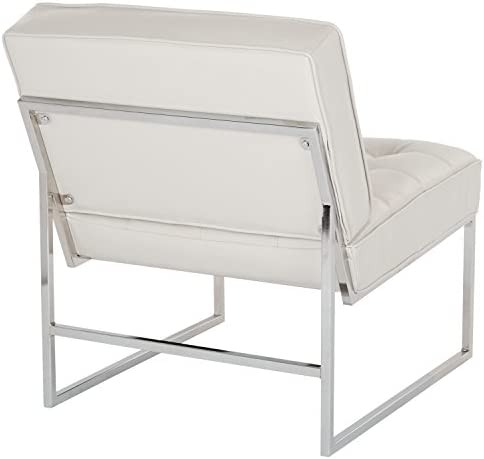 OSP Home Furnishings Anthony Armless Accent Chair