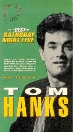 The Best of Saturday Night Live - Hosted by Tom Hanks [VHS]