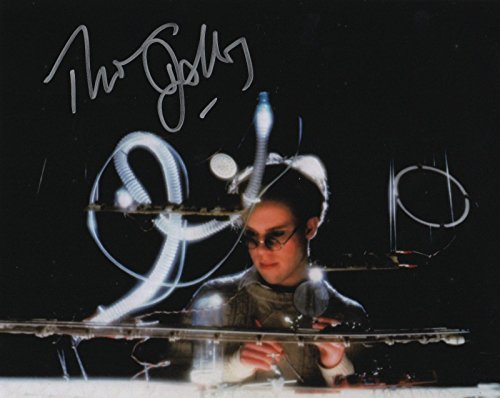 "Thomas Dolby singer REAL hand SIGNED 8x10"" Photo #3 COA Autographed by Loa_Autographs"