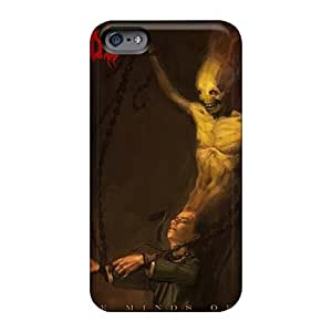 AlainTanielian Iphone 6 Durable Hard Phone Case Provide Private Custom Beautiful Avenged Sevenfold Pictures [AiQ17853jvnw]