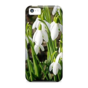 Beautiful Snowdrops Case Compatible With Iphone 5c/ Hot Protection Case