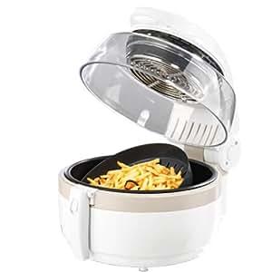 TV Unser Original 02455 Gourmet Maxx Vital - Freidora por convección de aire (incluye libro de recetas)