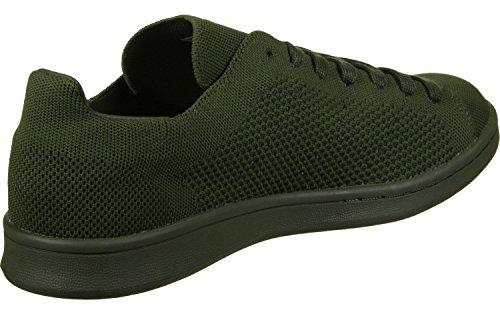 adidas Stan Smith PK, Scarpe da Fitness Uomo Verde (Carnoc/Carnoc/Carnoc)