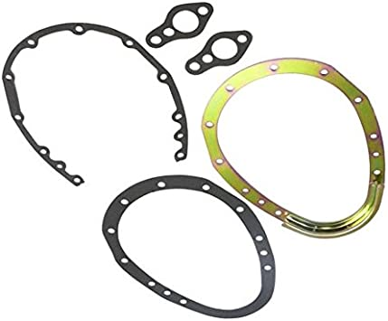 Steel Shim SBC Timing Cover Seal Kit
