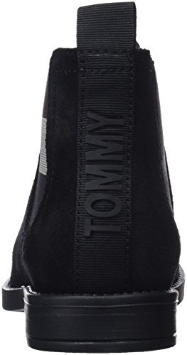 Hilfiger Boot Chelsea Essential Damen Denim rAIaTr