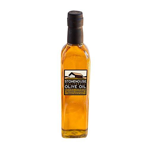 UPC 611239011547, Stonehouse Olive Oil, Blood Orange Oil, 500ml