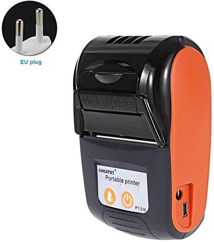 Txyfyp Térmico Impresora Mini 58mm Portátil Térmico ...
