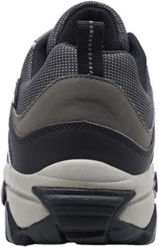 Perforation Anti LM Homme Acier de Noir 1505 de Gris LARNMERN Sécurité et Semelle Travai Acier Embout Chaussures Chaussures xqvwwRH