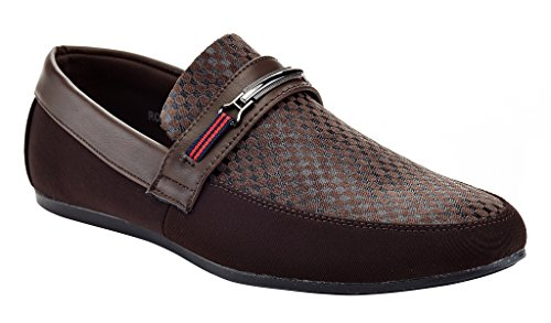 Driving Brown Mens Roberto 19 Shoes Vanucci Franco HwOqEE