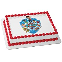 Paw Patrol Yelp for Help Edible Frosting Sheet Cake Topper - Licensed - 1/4 Sheet