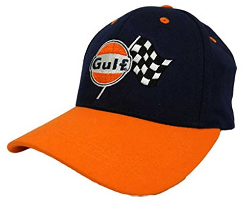 Price comparison product image Gulf Racing Navy Logo Hat