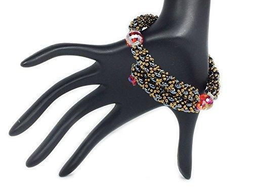 Leeno (Black Tiara With Stones)