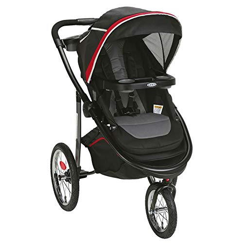 Graco Modes Jogger Stroller, Chili Red