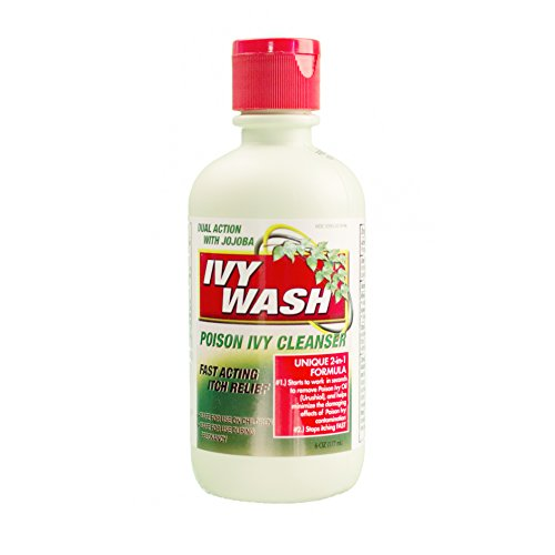 Ivy Wash - Poison Ivy Cleanser, 6 oz.