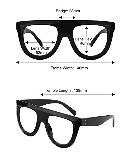 265199135eb Zeelool Unisex Square Non-prescription Eyeglasses Adjustable Lens Eyeglasses  Eye-wear  Amazon.co.uk  Clothing