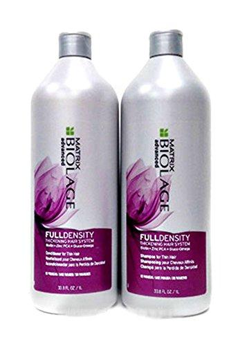 matrix Fulldensity Shampoo & Conditioner Duo, 33.8 fl oz Eac