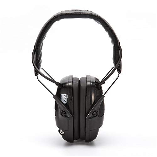 Fklee Electronic Pickup Noise canceling Headphones Affect The Shooting Outdoor Noise-Proof Earmuffs Padded Head Band Ear Cups by Fklee (Image #2)