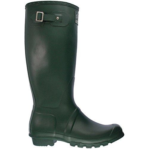 Woodland Wellington unisexe Boots Green