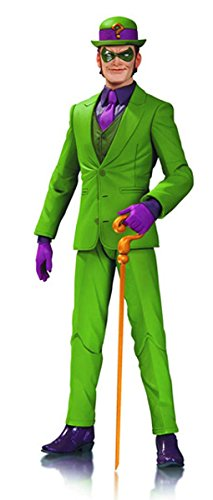 DC Comics Designer Series Greg Capullo Action Figure The Riddler